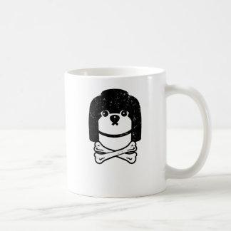 Shih-Tzu Basic White Mug