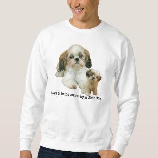 Shih Tzu Buddies Unisex Sweatshirt