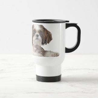 Shih Tzu Cuteness Travel Mug