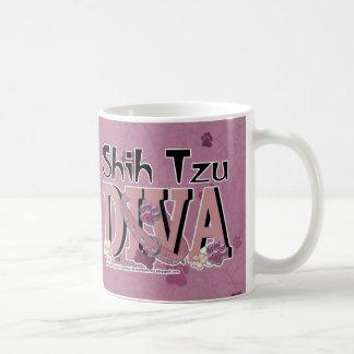 Shih Tzu DIVA Mug
