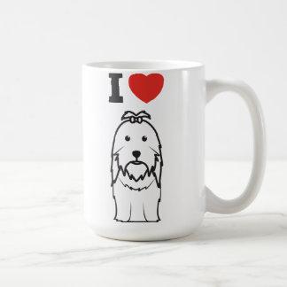 Shih Tzu Dog Cartoon Mugs