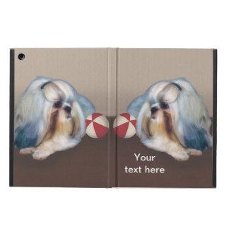 Shih Tzu Dog Customizable iPad Air Case