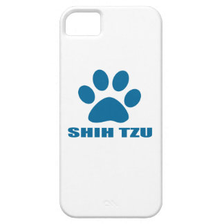 SHIH TZU DOG DESIGNS BARELY THERE iPhone 5 CASE