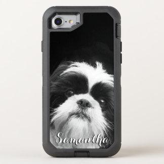 Shih Tzu Dog Otterbox phone OtterBox Defender iPhone 8/7 Case