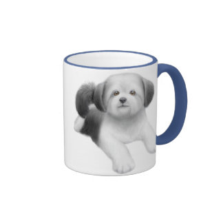 Shih Tzu Dogs Mug