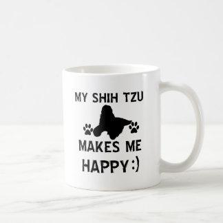 shih tzu gift items coffee mugs