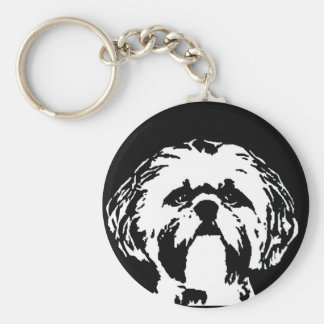 Shih Tzu Gifts - Keychain