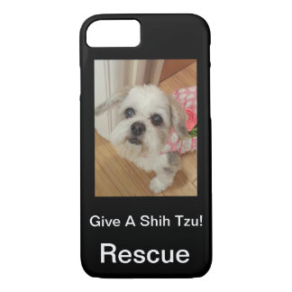 Shih Tzu iPhone case 7/8