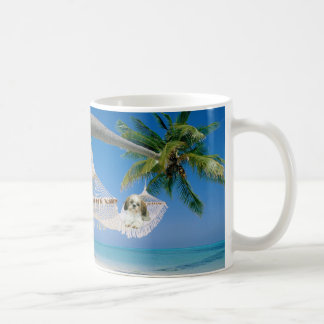Shih Tzu Just Hanging Out Mug