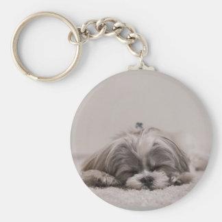 Shih Tzu Keychain for Dog Lovers