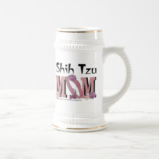 Shih Tzu MOM Beer Stein