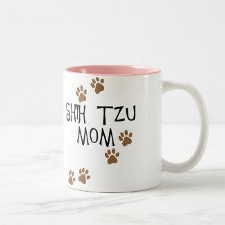 Shih Tzu Mom Coffee Mug