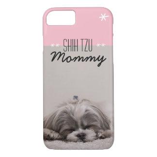 Shih Tzu Mommy iPhone Case