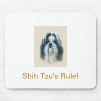 Shih Tzu Mouse Pad