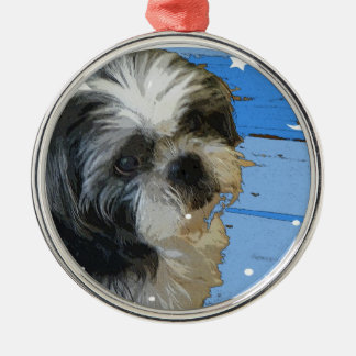 Shih Tzu Ornament