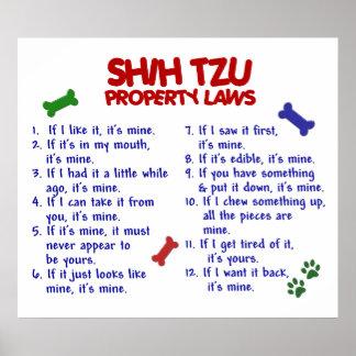 SHIH TZU PL2 POSTER
