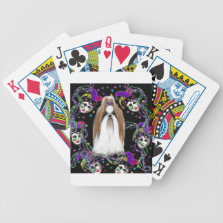 SHIH TZU POKER DECK
