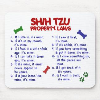 SHIH TZU Property Laws 2 Mousemat