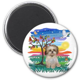 Shih Tzu Pup #2 Magnet
