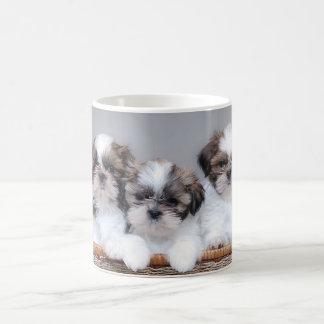Shih Tzu puppies Mug