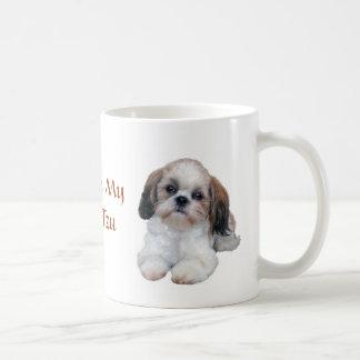 Shih Tzu Puppies Mug Adore