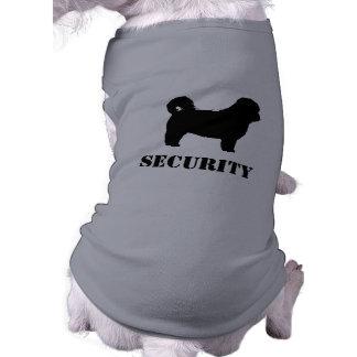 Shih Tzu Security Dog Shirt