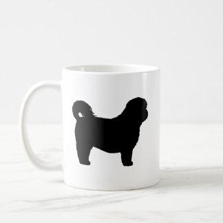 Shih Tzu Silhouettes Coffee Mug
