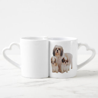 Shih-tzu-t-shirts Coffee Mug Set