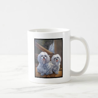 Shih Tzus Coffee Mugs
