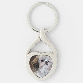 ShihTzu Key Ring