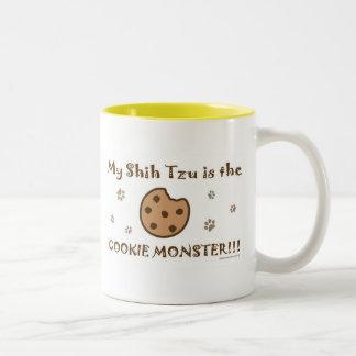ShihTzu Two-Tone Coffee Mug