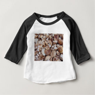 Shiitake Mushrooms Baby T-Shirt