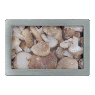 Shiitake Mushrooms Belt Buckle