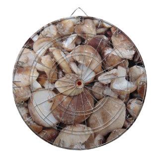 Shiitake Mushrooms Dartboard