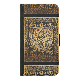 Shild of glorie samsung galaxy s5 wallet case