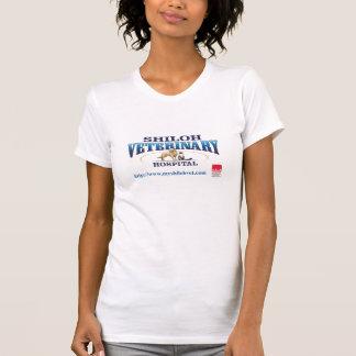 Shiloh Veterinary Hospital Ladies T-shirt