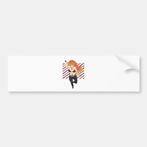 Shim Bumper Stickers