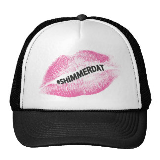 """Shimmer Dat"" Collection Cap"