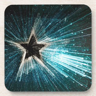Shimmer Shooting Star Coasters