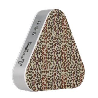 Shimmering Leopard Print