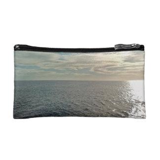 Shimmering Seas Bagettes Bag Makeup Bags