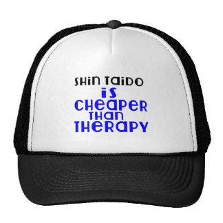 Shin Taido Is Cheaper  Than Therapy Cap