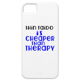 Shin Taido Is Cheaper  Than Therapy iPhone 5 Cases