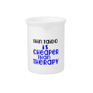 Shin Taido Is Cheaper  Than Therapy Pitcher