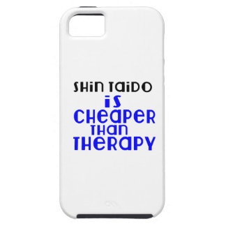 Shin Taido Is Cheaper  Than Therapy Tough iPhone 5 Case