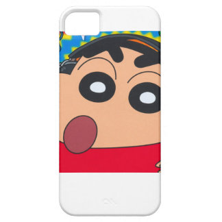 Shinchan Cover iPhone 5 Cover