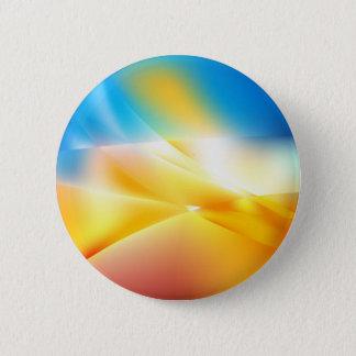 shine 6 cm round badge