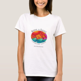 Shine a Light in Santa Cruz, California T-Shirt