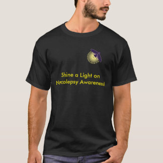 Shine a Light On Hypersomnolence T-Shirt