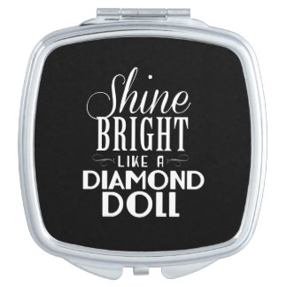Shine Bright Compact Mirror